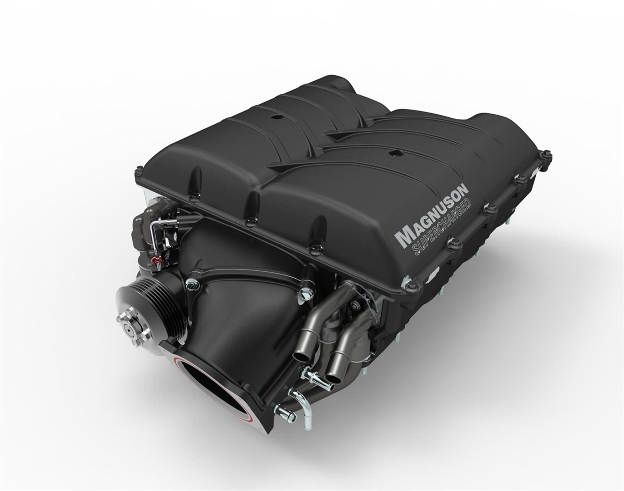 Magnuson TVS 2300 Camaro, HBDI LT1 6 2L (No Tune) Magnacharger Kit  (2016-2017)