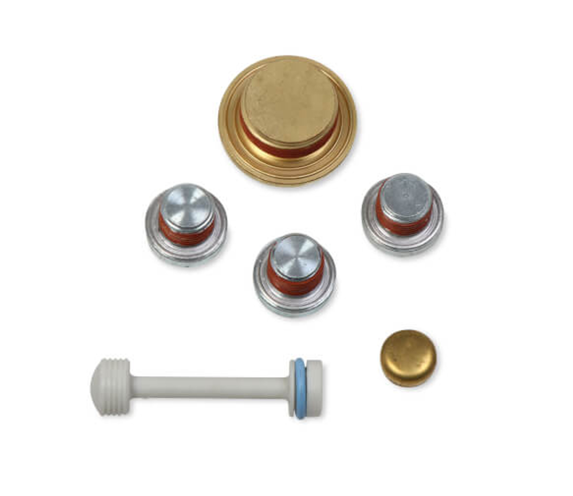 Mr Gasket 918G Header Bolt Set Fits  GM LS Series Engines