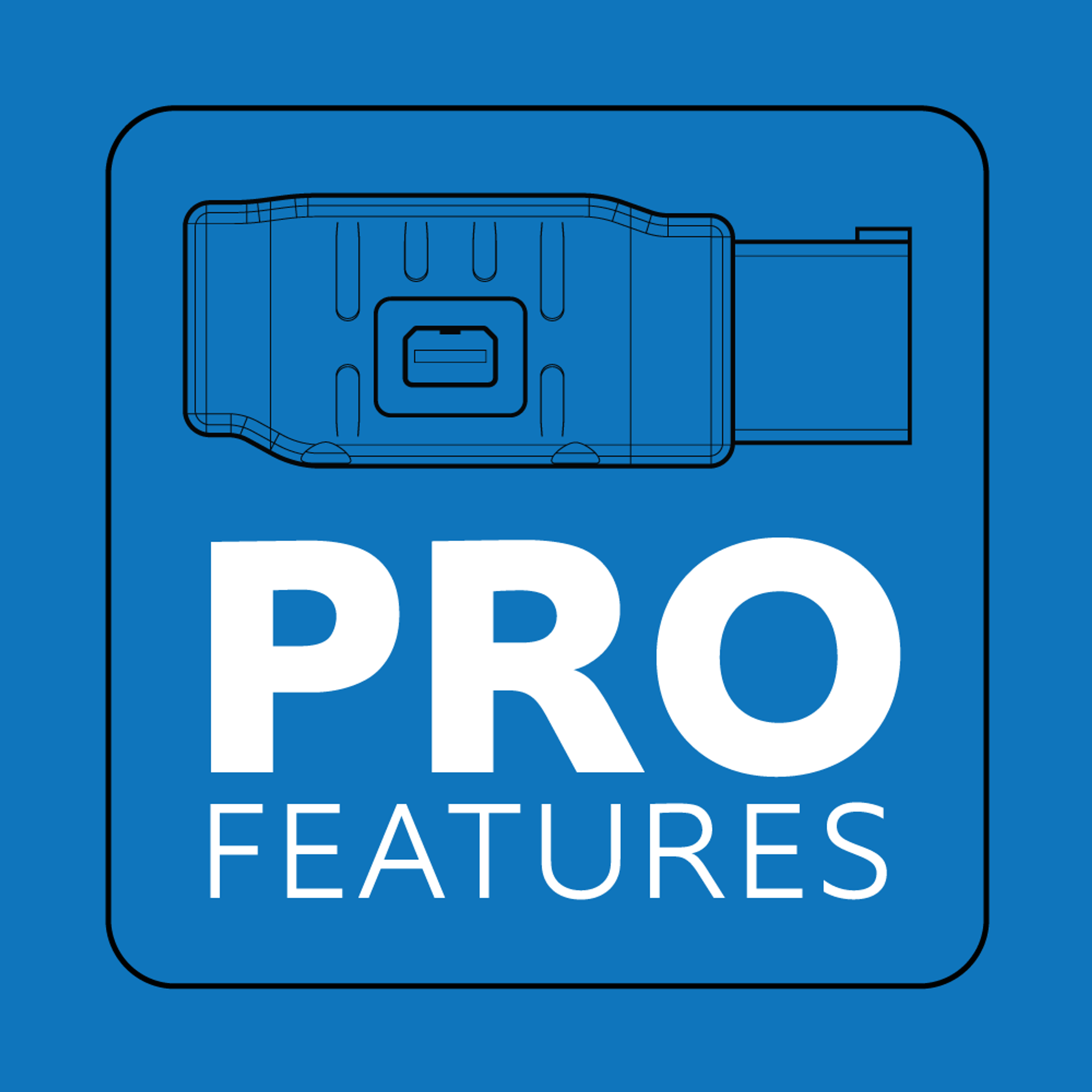 HP Tuners Pro Feature Set Upgrade for existing MPVI2 owners (includes Pro  Link)