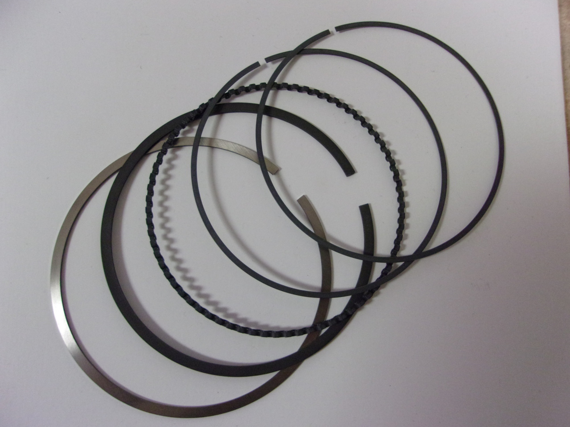 WISECO 3347TD 85.00 MM RING SET