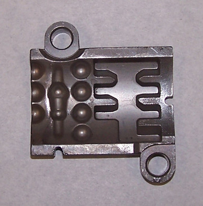 Tremec #55 Shift Guide Plate