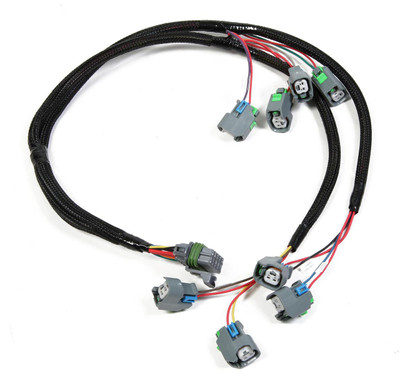 Holley Fuel Injection Wiring Harness for LSX Engines, Part #HLY-558-201