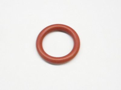 GM Oil Pickup Tube O-Ring, Red, Part #12584922