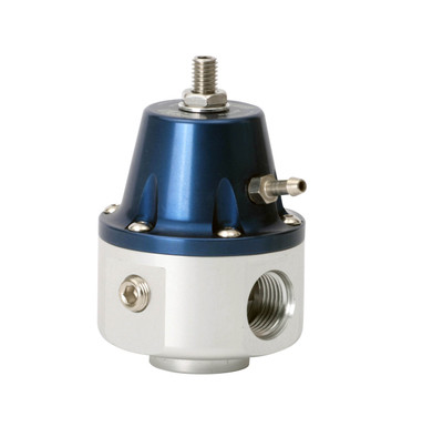 TurboSmart Fuel Pressure Regulator 2000 -8 AN-Blue, Part #TS-0401-1005