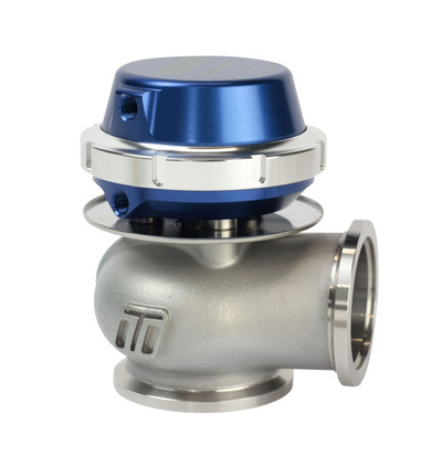 TurboSmart WG40 Compgate 40mm - 7 PSI BLUE, Part #TS-0505-1005