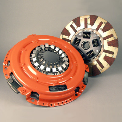 Centerforce Dual Friction Clutch Pressure Plate & Disc for GM 2004-07 CTS-V, Corvette & SSR, Part #DF612142