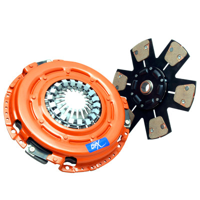 Centerforce DFX Clutch Pressure Plate & Disc for GM 1997-13 Corvette, Camaro, Firebird, & GTO, Part #01395010