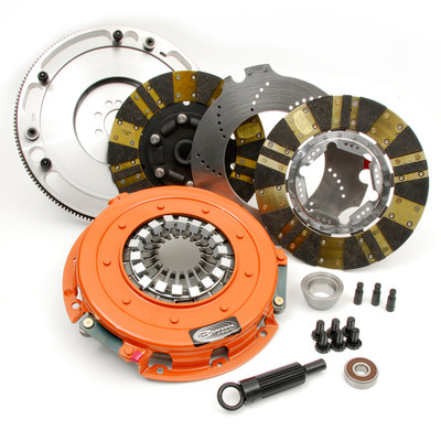 Centerforce DYAD Drive System Twin Disc Clutch for 2009-14 Cadillac CTS-V, Part #04614867