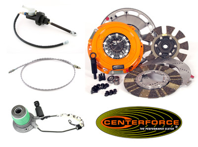 Tick Performance & Centerforce DYAD Complete Clutch & Hydraulic Upgrade Package for 2005-2013 Corvette & Z06
