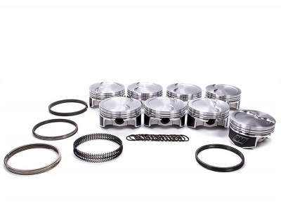 Wiseco Piston Kit LS Series -11cc R/Dome 1.300x4.000, Part #K444XS