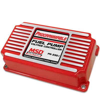 MSD Fuel Management Accessories, Fuel Pump Voltage Booster, Programmable, Part #2351