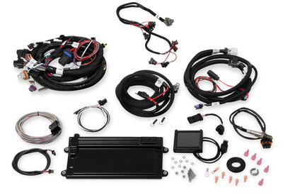 Holley Multi-Point EFI System, Terminator MPFI, LS1, with Trans, Part #550-609