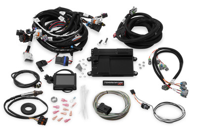 Holley Multi-Point EFI System, Terminator MPFI, LS2/3 & Late Truck, Part #550-610