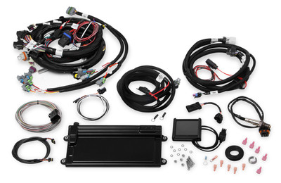 Holley Multi-Point EFI System, Terminator MPFI, LS2/3 & Late Truck, with Trans Controller, Part #550-612