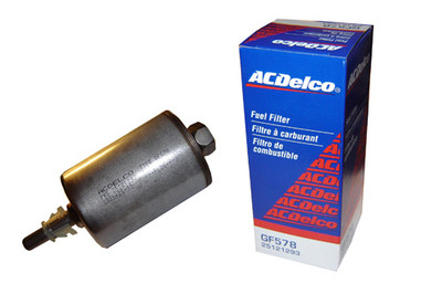 AC Delco Fuel Filter for 1998-2002 LS F-Body, Part #25121293