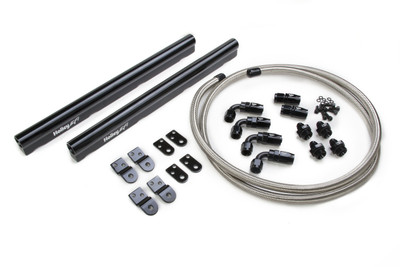 Holley Billet Fuel Rail Kit, OE Style, for LS1, LS2, LS3, LS6 & L99 Engines, Part #534-210