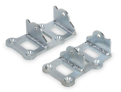 Hooker Engine Swap Mounts/Kits LS-Swap Engine Mounting Brackets for 1978-88 GM A/G-Body, Part #12643HKR