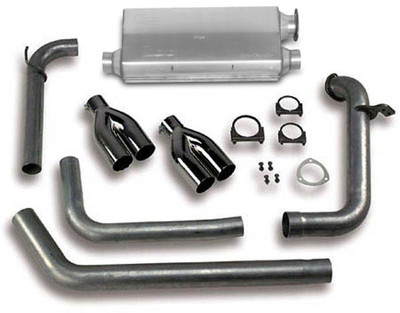Hooker Cat Back System for 1998-02 Camaro/Firebird LS1, Part #16811HKR