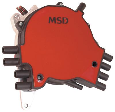MSD Ignition Pro-Billet LT1 Distributor for 1995-1997 LT-1 Engines, Part #83811