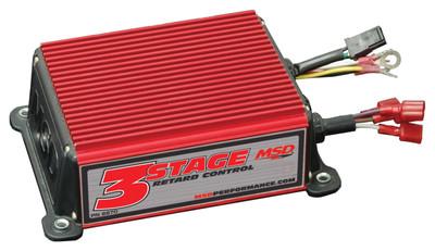MSD Timing Controls, Three Stage Retard Control, Part #8970