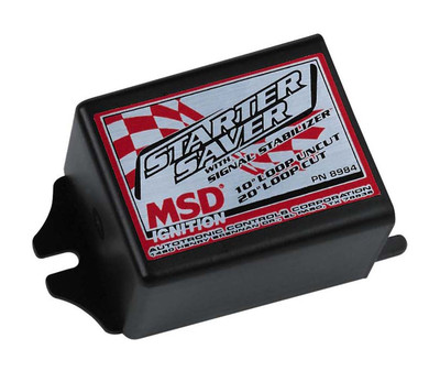 MSD Timing Controls, Starter Saver with Signal Stabilizer, Part #8984