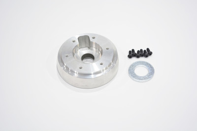 G-Force Engineering 2004-2006 GTO & Holden VZ Billet Steering Wheel Adapter, Part #GTO10507A