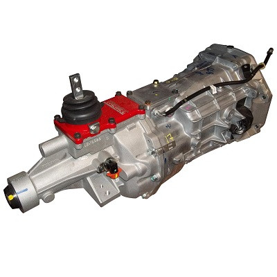 "Tremec T56 Magnum Manual Transmission 6-Speed 1-1/8"", 26 Spline with 2.97:1 Gear Ratio for GM LS Engines, Part #TUET-16885"