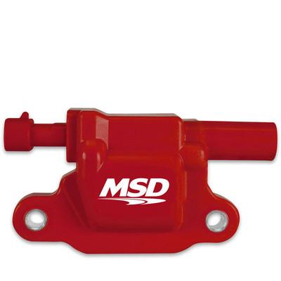 MSD Blaster Coils for LS2 LS3 LS7 LS9 2005-13, Single, Part #8265