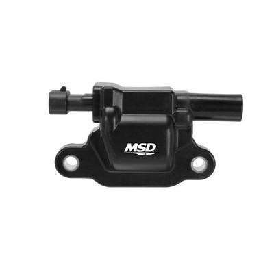 MSD Coil Black for GM Truck 1999-09, Single, Part #82653
