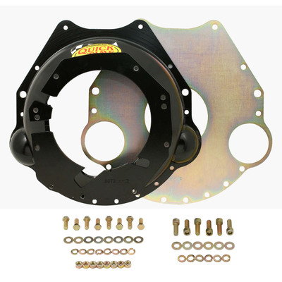 Quick Time Power Train Bell Housing, Buick/Olds/Pontiac to LS1/T56, Part #RM-8072