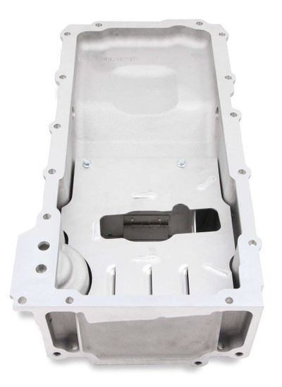 Holley GM LS Retro-fit Oil Pan Baffle Kit for #302-3 LS Oil Pan, Part #302-12