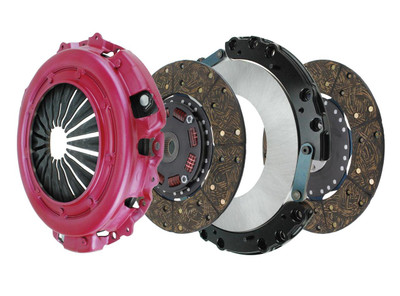 RAM Concept 10.5 Dual-Disc Clutch Kit For GM 168T Flywheel, 1 1/8-26, Part #50-2125