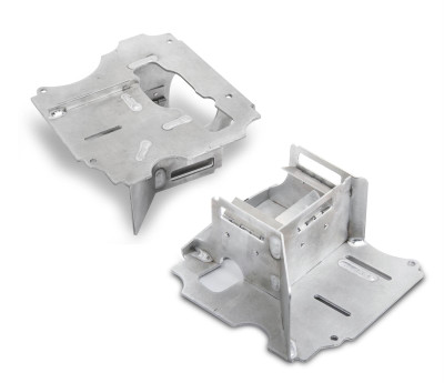 Holley Oil Pans and Accessories, Touring Oil Baffle Kit for 302-1, Part #302-10