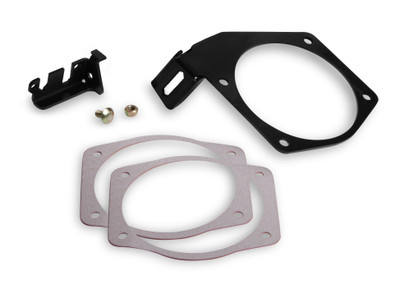Holley EFI Misc EFI Componetry, 105Mm Tb Cable Bracket for Oe And Fast Car Style, Part #20-148