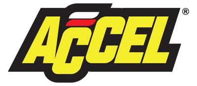 ACCEL Distributors, Dist, Chev V8 Black Cap Hei Vac W/ Coil, Part #59107CK