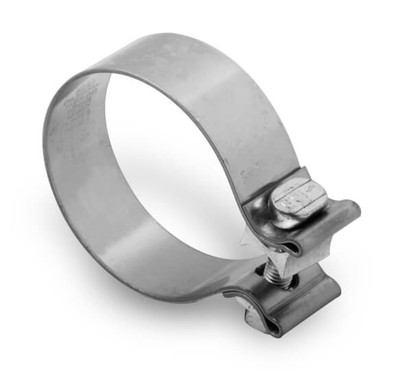 Hooker Builder Components, 3 Stainless Steel Band Clamp, 2-Pack, Part #41167HKR