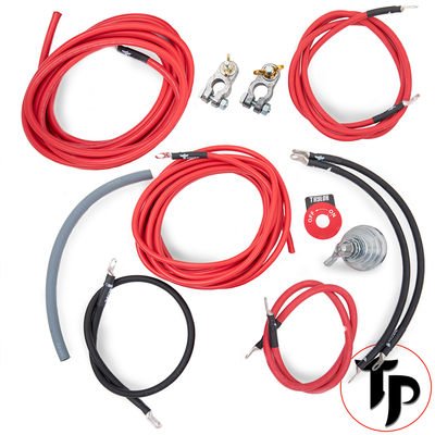Tick Performance Battery Relocation Kit for 98-02 Camaro & Firebird LS1