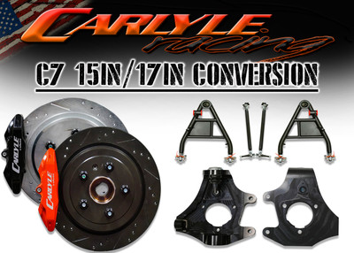 Carlyle Racing C7 15″ Conversion Kit