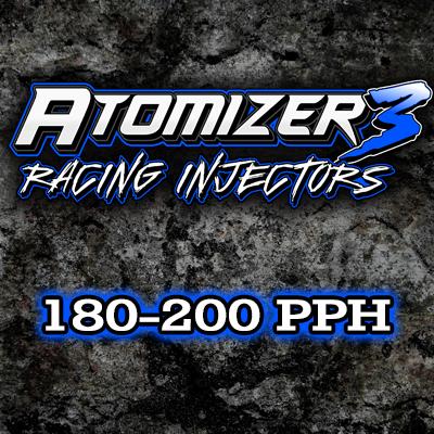 Atomizer 3 180-200 PPH PN: Atomizer_180-200