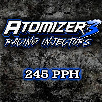 Atomizer 3 245 PPH PN: Atomizer_245