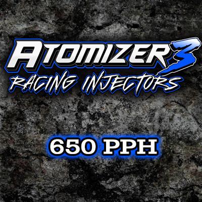 Atomizer 3 650 PPH PN: Atomizer_650