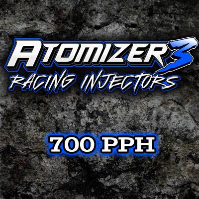 Atomizer 3 700 PPH PN: Atomizer_700