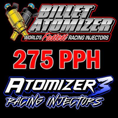 Atomizer 3 275 PPH PN: Atomizer_275
