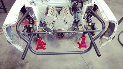 Rock Solid Motorsports 1979-2004 Mustang Universal Tubular Front End