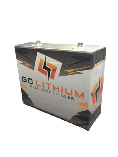 GO Lithium GEN 2 Ultralight 16 Volt Intelligent Power Racing Battery *** 1150 Cranking - Only 8 Lbs ***