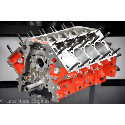 "LME 400"" LSX Short Block"