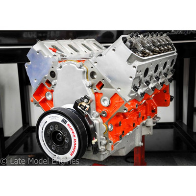 "LME 468"" LSX NA & Nitrous Tall Deck Long Block"