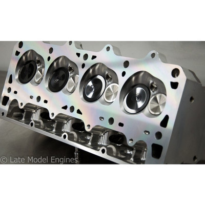LME MAST Black Label LS7 6 Bolt Heads