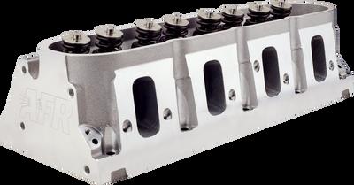 AFR 260cc LSX Mongoose Strip Aluminum 4 Bolt Cylinder Heads w/ 69cc chambers #1845