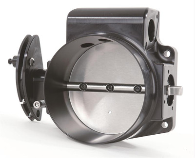 Nick Williams 92mm Cable Driven Throttle Body (Black) SD92MMBK